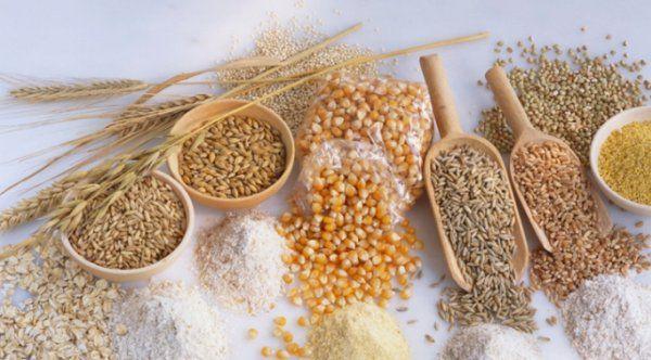 Cereales Fuente De Energia Alimentos Ricos En Fibra