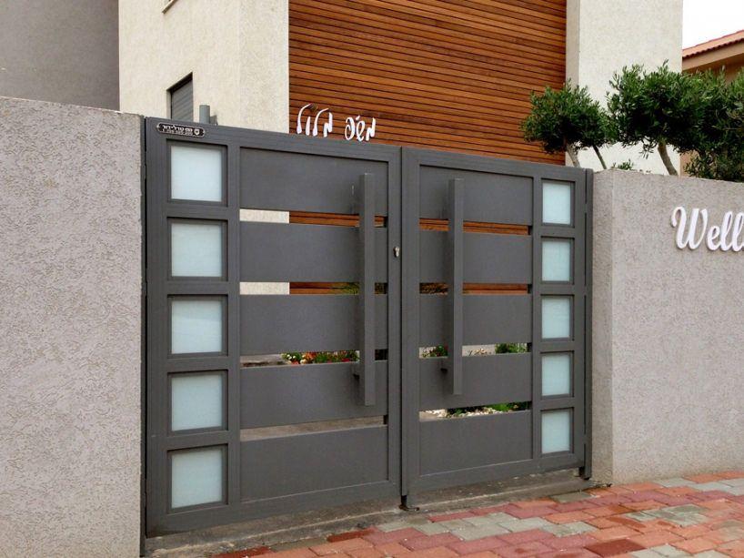 Aluminum Gates House Gate Design Front Gate Design Entrance
