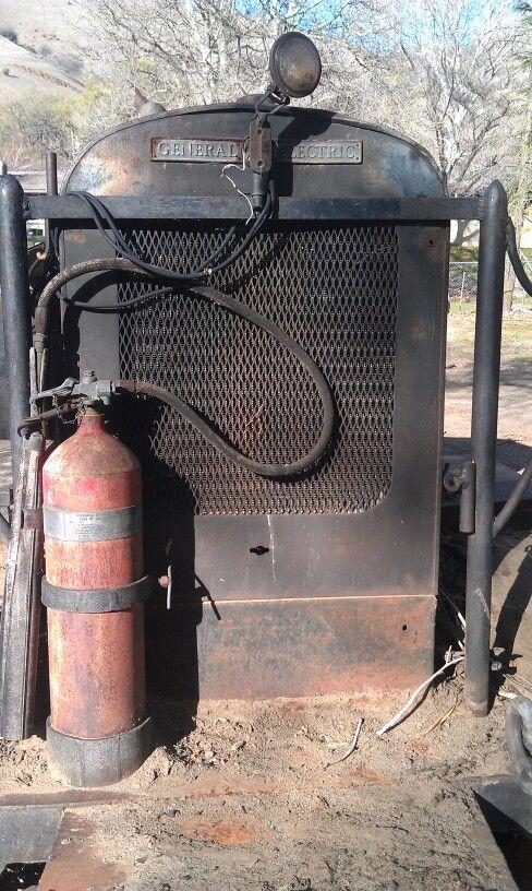 General Electric 300 Amp Welder Lincoln Welders Welders Welding Rigs