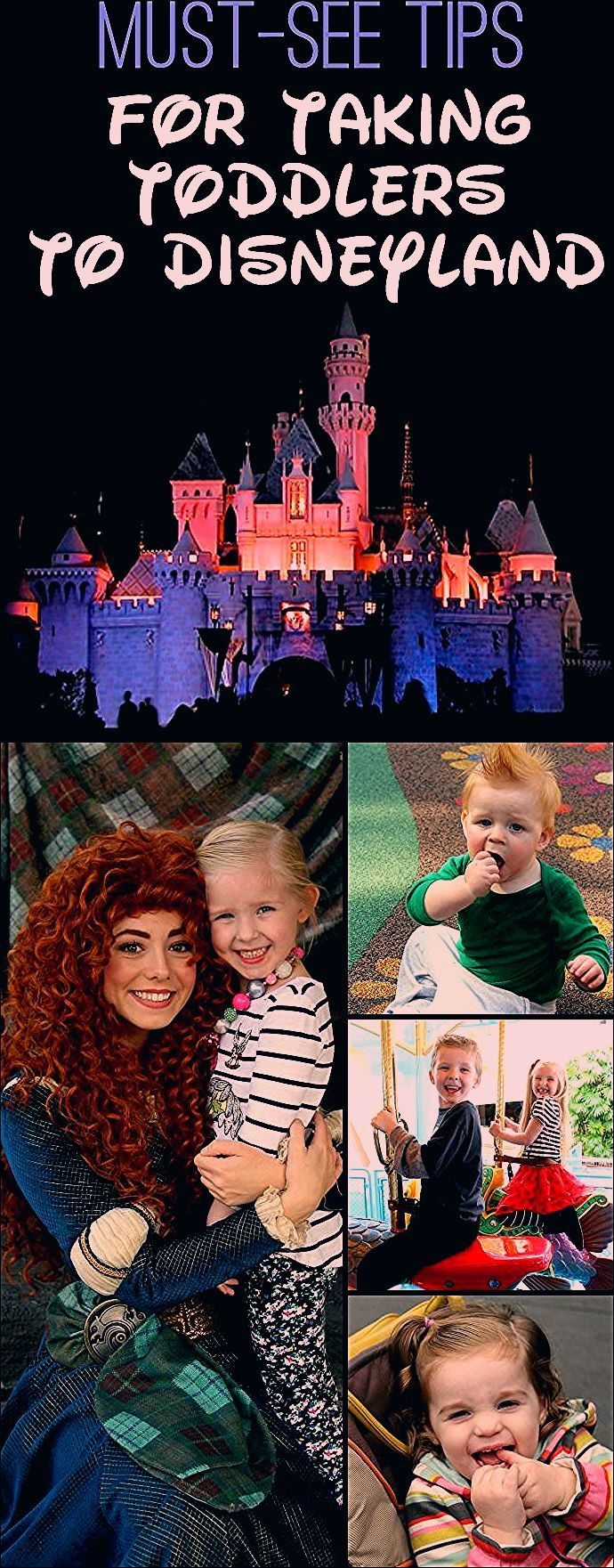 Photo of Tips for Taking Toddlers to Disneyland