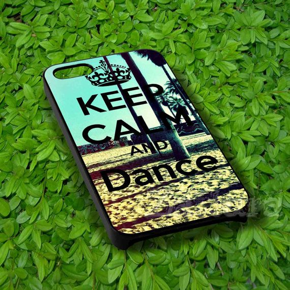 Keep Calm and Dance 2 For iphone 4/4s case, iphone 5/5s,iphone 5c ...