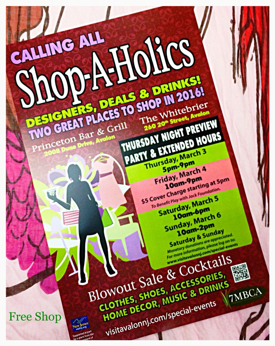 Mark your Calendars Ladies!! Shop the Sale at Free Shop before the #bigday, Open Everyday!! #saleseason #sipsiphooray