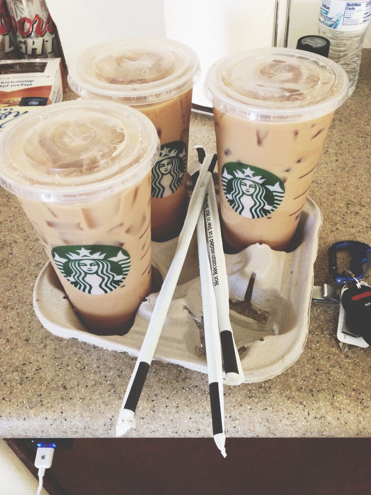 Can You Order A Box Of Iced Coffee At Starbucks