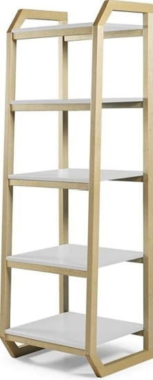Hush Solid Wood Frame Five Shelf Bookcase By Palace Imports   White. Ideas  For Bookcases In 2018. Need A Home Furniture Makeover? For The Best In  Modern And ...