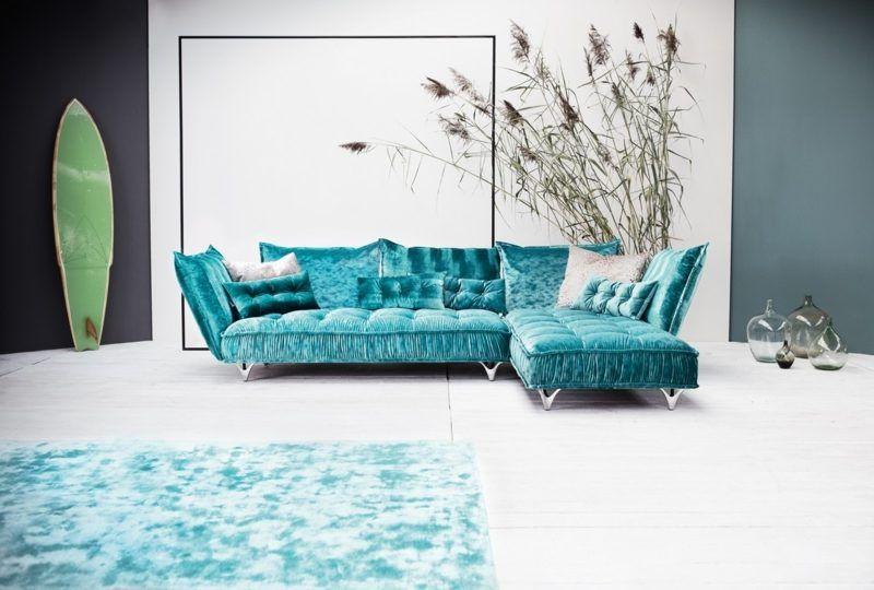das wohnzimmer verschönern mit sofa napali von bretz   neues, Wohnzimmer