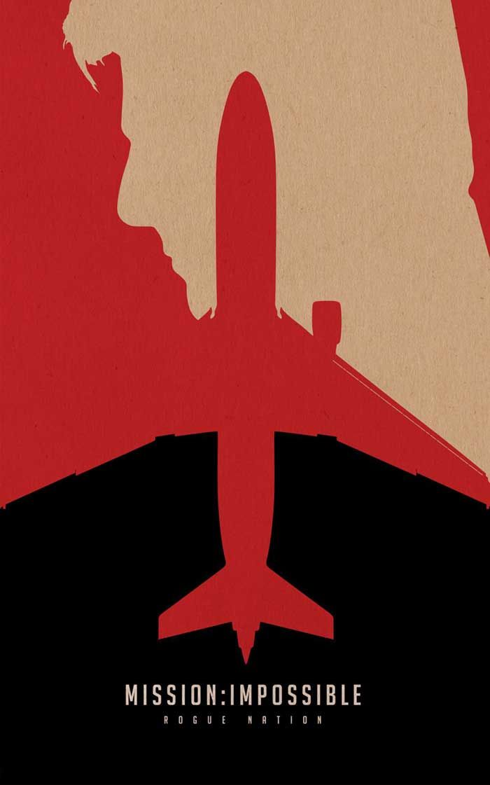 Mission: Impossible – Rogue Nation by Eileen S | Graphic