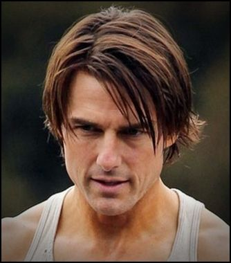 Like This Tom Cruise Hairstyle Long Hair Styles Hairstyle Hair Styles