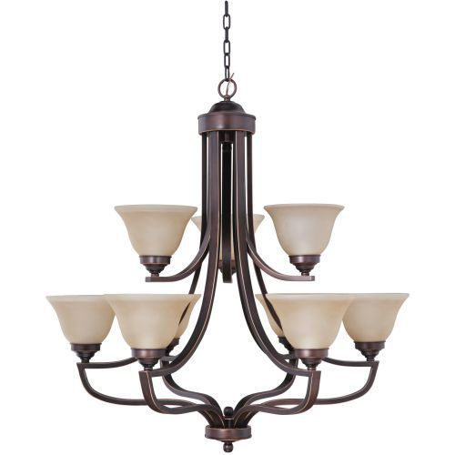 Jeremiah company c9835mb9 portia mid sized chandelier chandelier metropolitan bronze at ferguson com