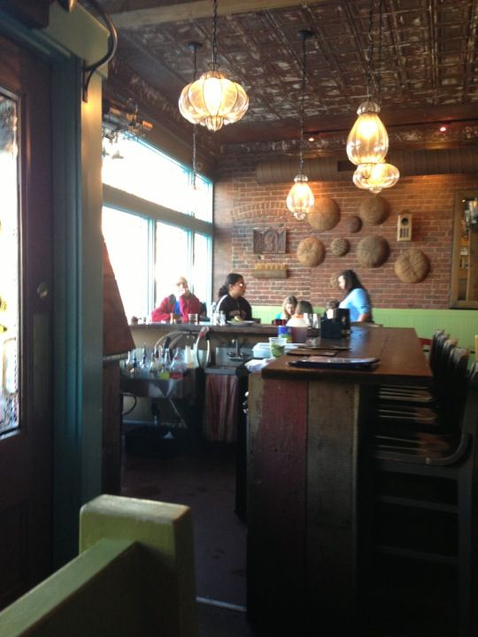 Orinoco Is A Venezuelan Restaurant In Brookline Village