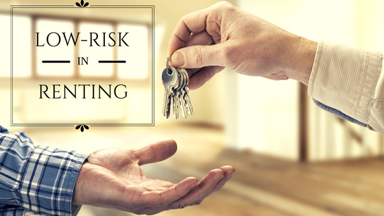 LOW-RISK IN RENTING | Homeowners insurance coverage ...