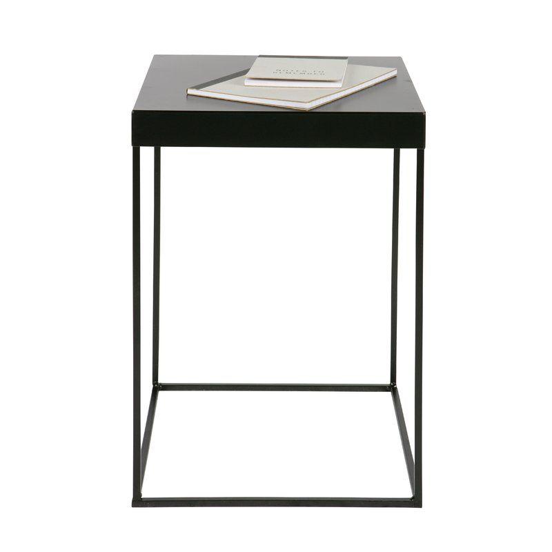Bert Plantagie Wireless Metal Bijzettafel.You Ll Love The Meert Metal Side Table At Wayfair Co Uk