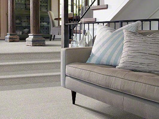 Home Foundations Gold Collection Of Sunset Blvd Carpet By Shaw Cold Water Color 92360 Shaw Floors Carpet Shaw Floors Transitional Home Decor
