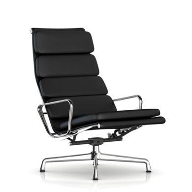 Eames Soft Pad Lounge Chair Chair Eames Chair Pads