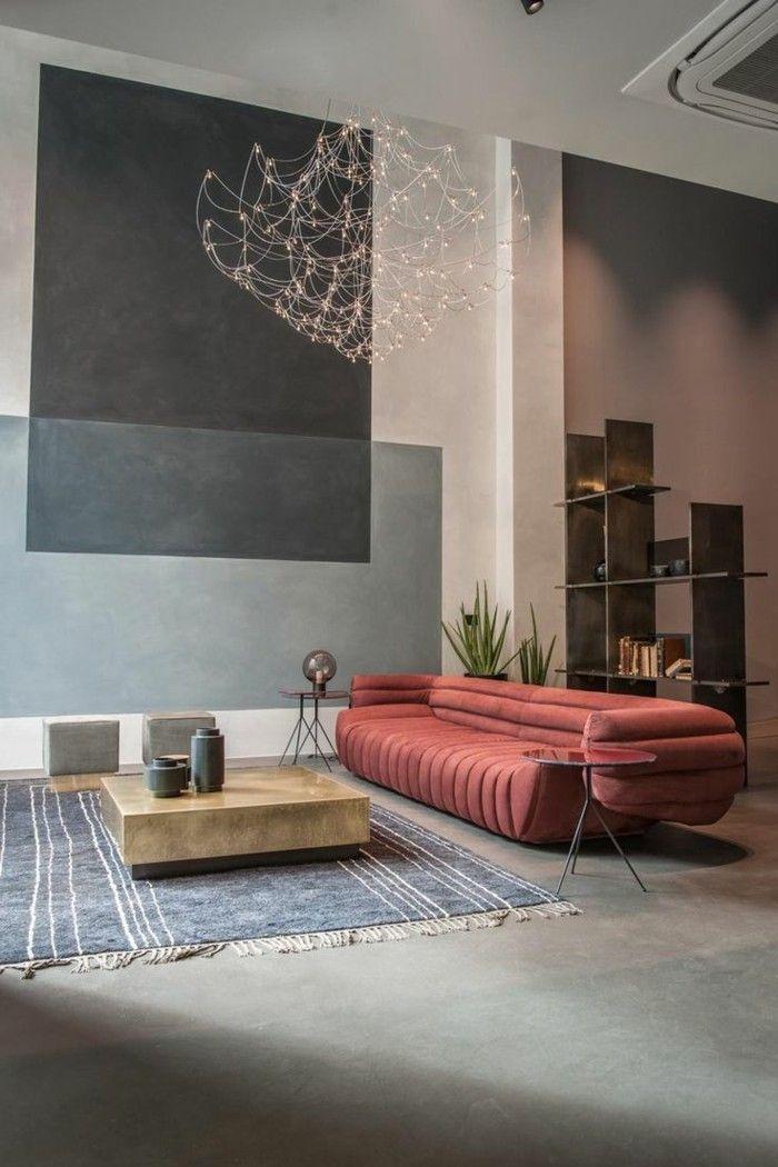 Genial Modernes Wohnen   110 Ideen, Wie Sie Modern Wohnen. Haus WohnzimmerModernes  WohnenInnendesignOmasKonzeptAusfallenRaumFarben