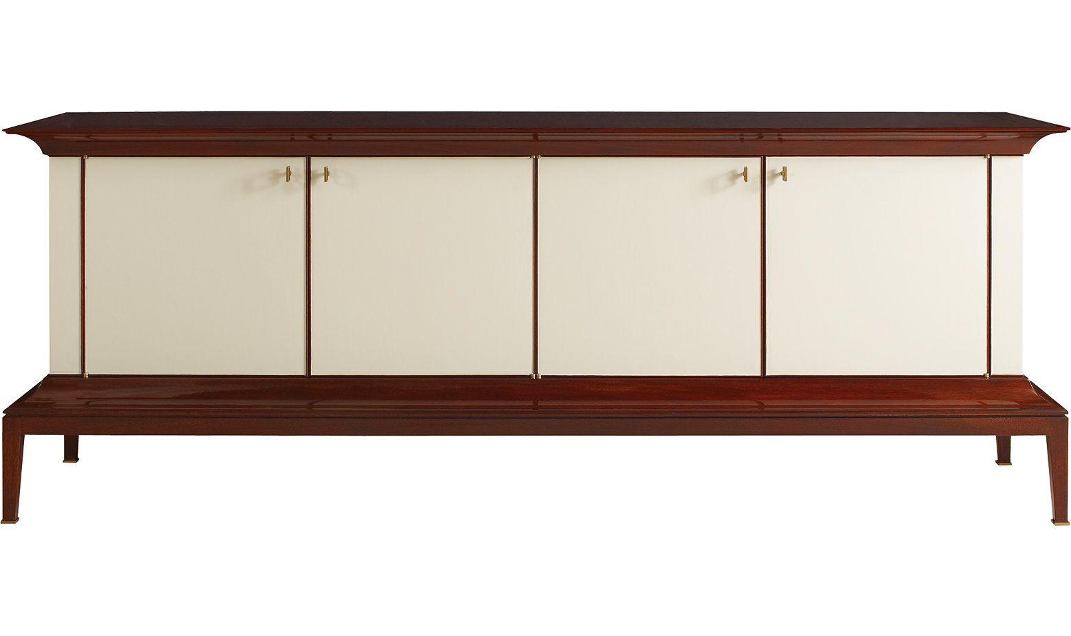 Moderne Credenza By Thomas Pheasant 8630 1 Baker Furniture
