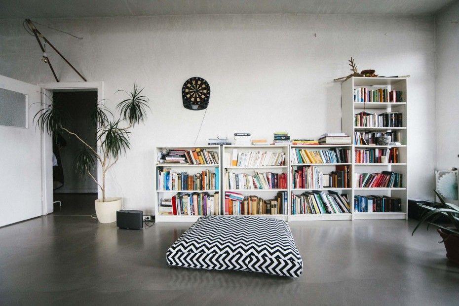 florian louise kunth loft studio lofts and studio. Black Bedroom Furniture Sets. Home Design Ideas
