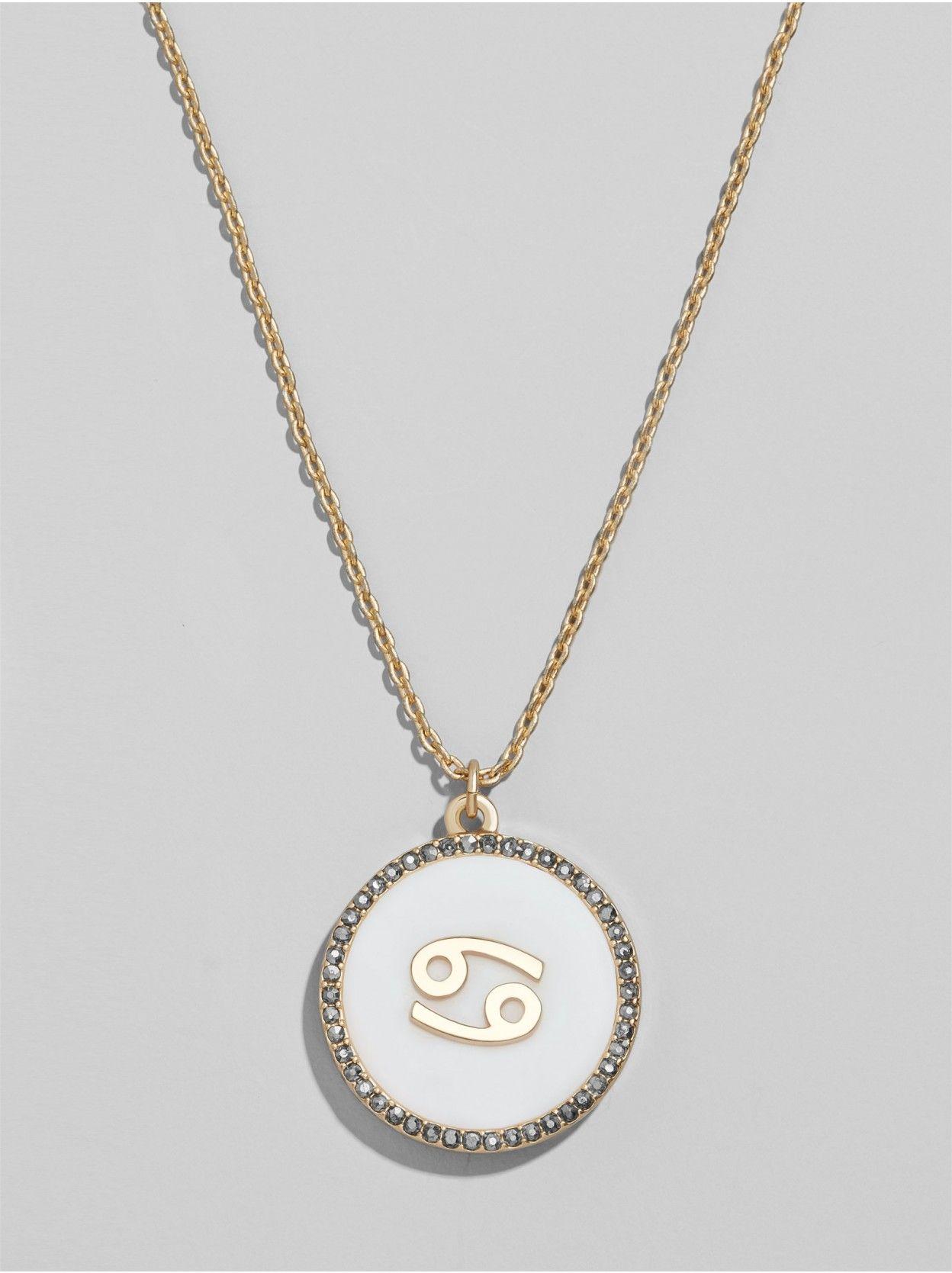 Baublebar pendants and rounding