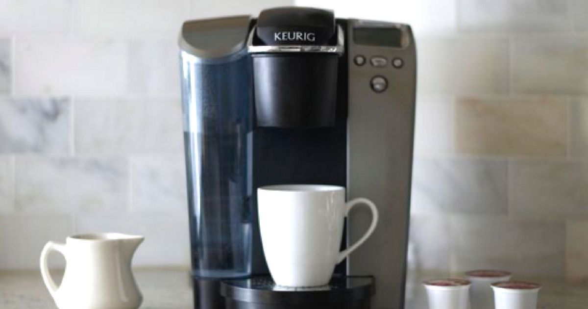 keurig how to use your own coffee