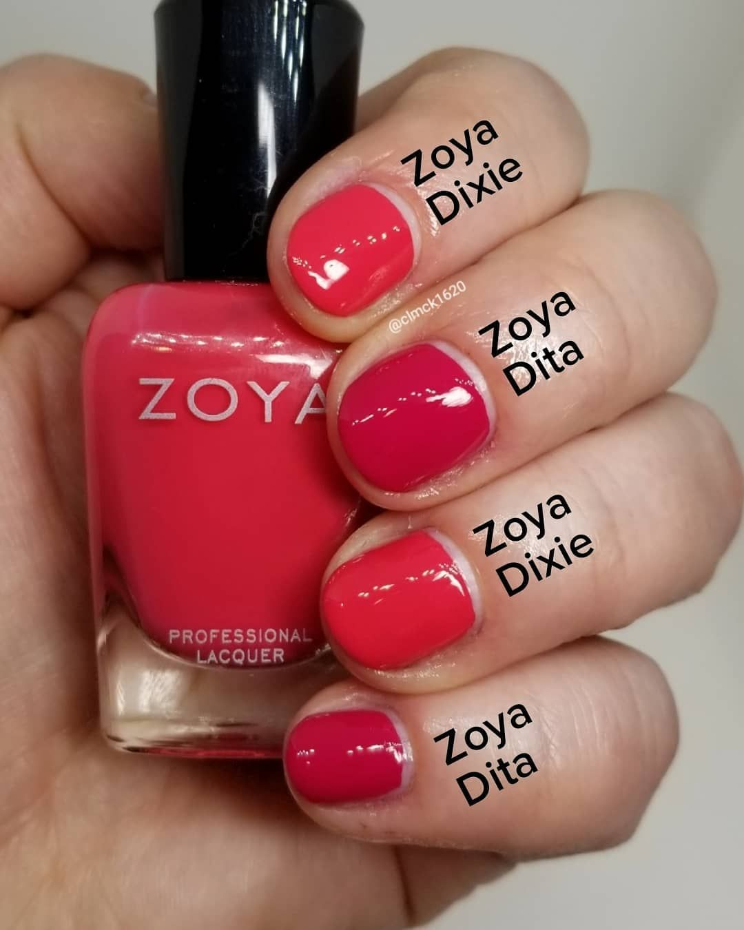 Pin On Zoya Colors