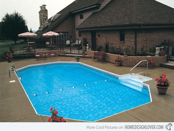16 Grecian And Roman Grecian Pool Designs Home Design Lover Pool Designs Backyard Pool Pool Landscaping
