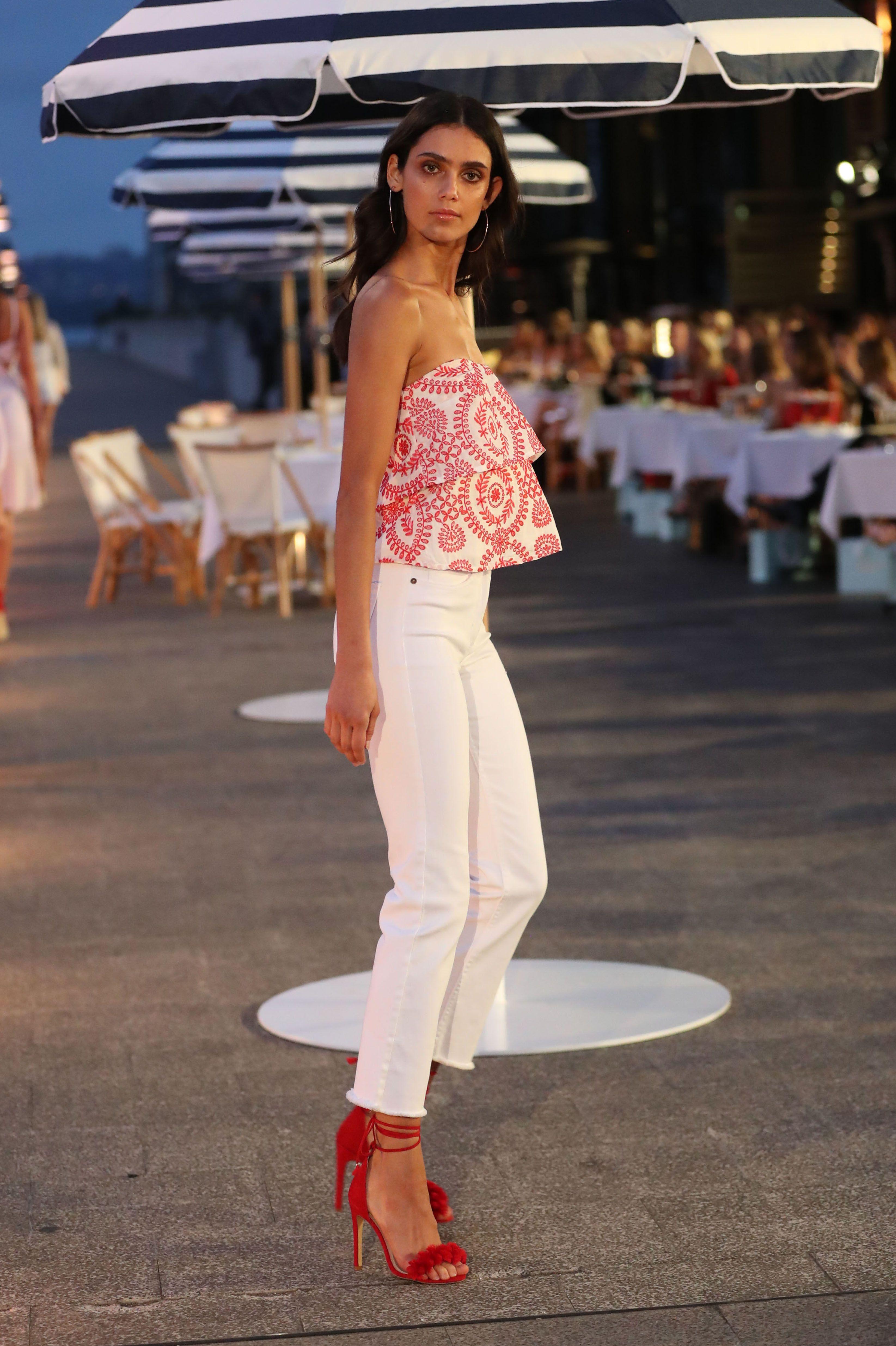 f94fd72c099 Kookai Rozalia Top | Isle Of Kookai Runway Show in 2019 | Fashion ...
