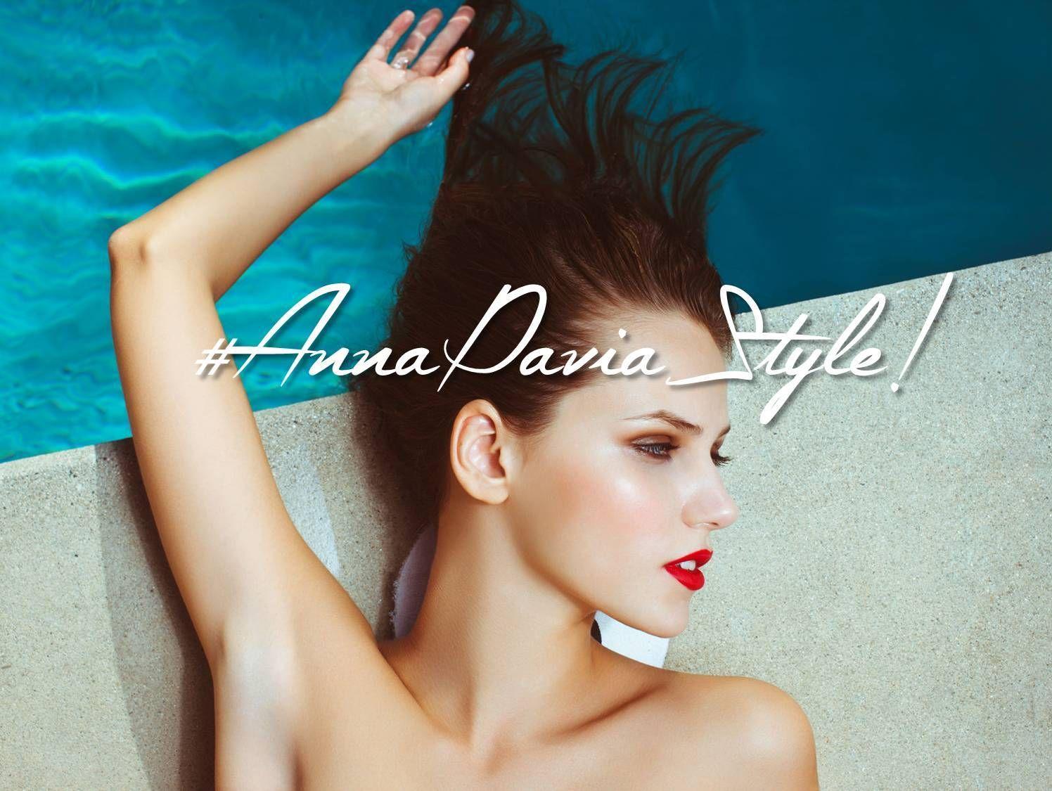 Aquest mes de juny prepara't per a l'estiu amb ANNA PAVIA PELUSALON. Visita'ns! #AnnaPaviaStyle! www.annapavia.com