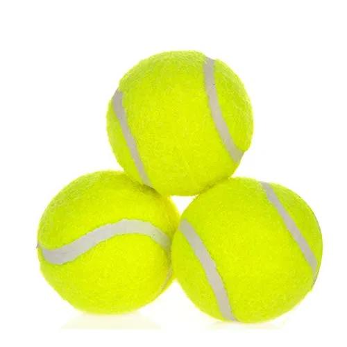 Interactive Throw Device Automatic Tennis Ball Launcher Extra 3pcs Tennis Ball Best Petsep Com Ball Launcher Tennis Ball Tennis Ball Launcher