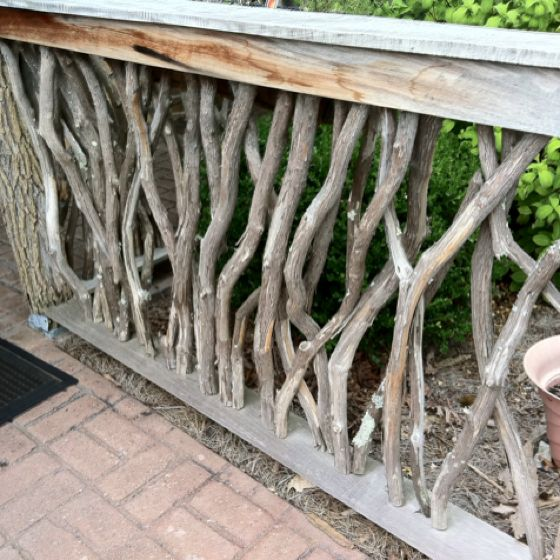 Best Driftwood Railing Awesome Terrasse Bois Déco 400 x 300