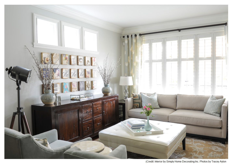 Clerestory window wall idea | Ludington Office | Pinterest ...