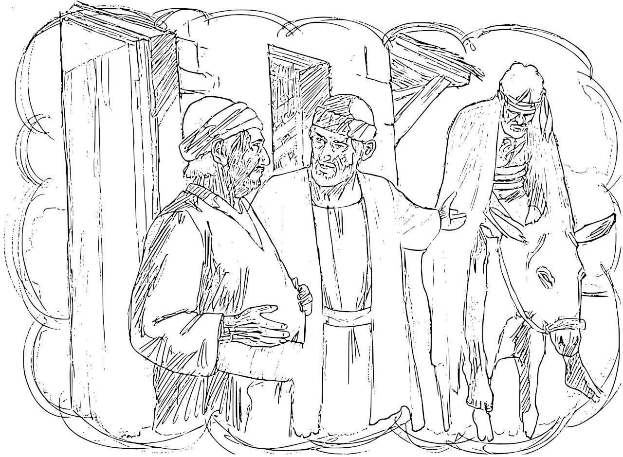 explore good samaritan coloring pages and more