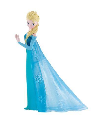 """Offical ELSA /& ANNA 4 PACK Disney Frozen /""""Bullyland/"""" Figure// Cakes Topper"""