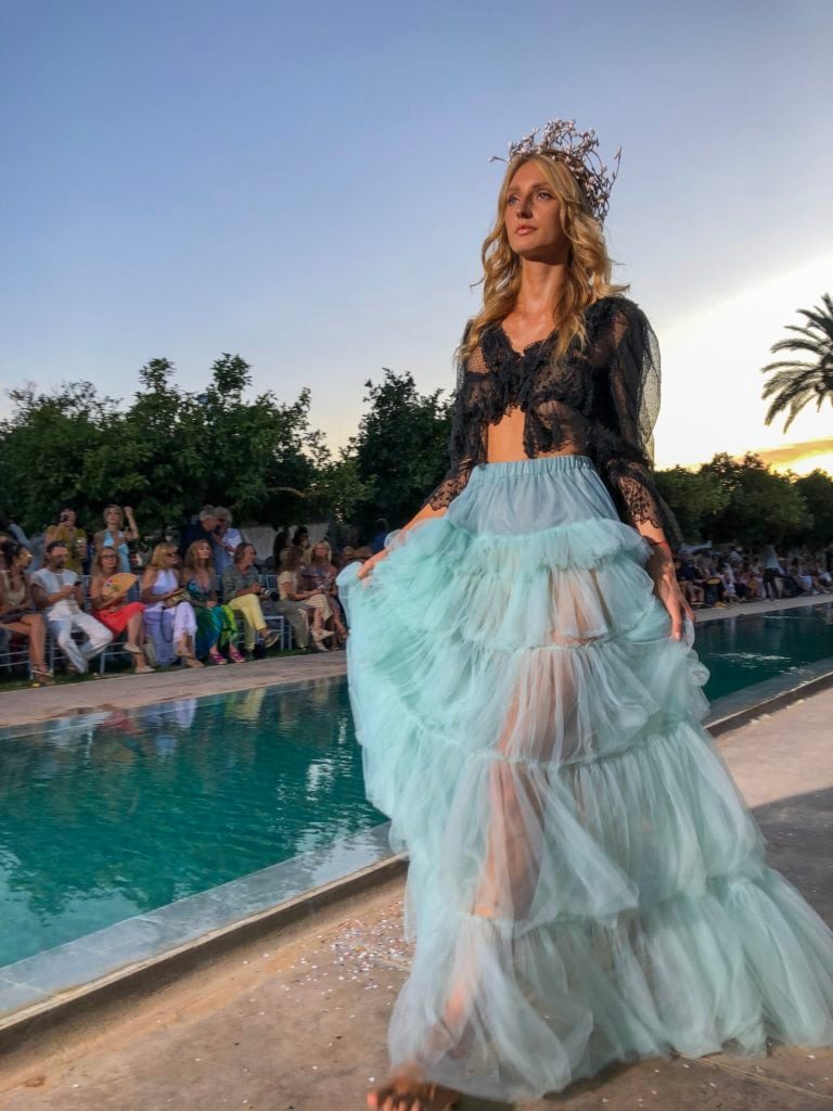 The Iconic Atzaro Ibiza Hotel's 15th Anniversary Party