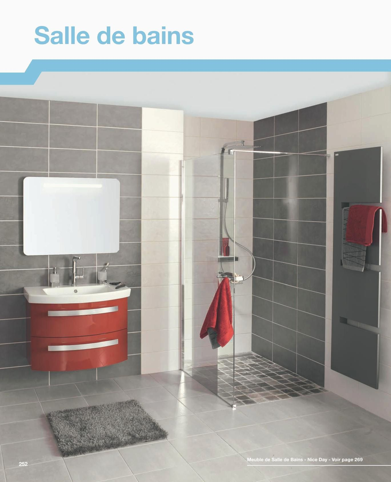 Carrelage Salle De Bain Brico Depot 19 in 19  Tile bathroom