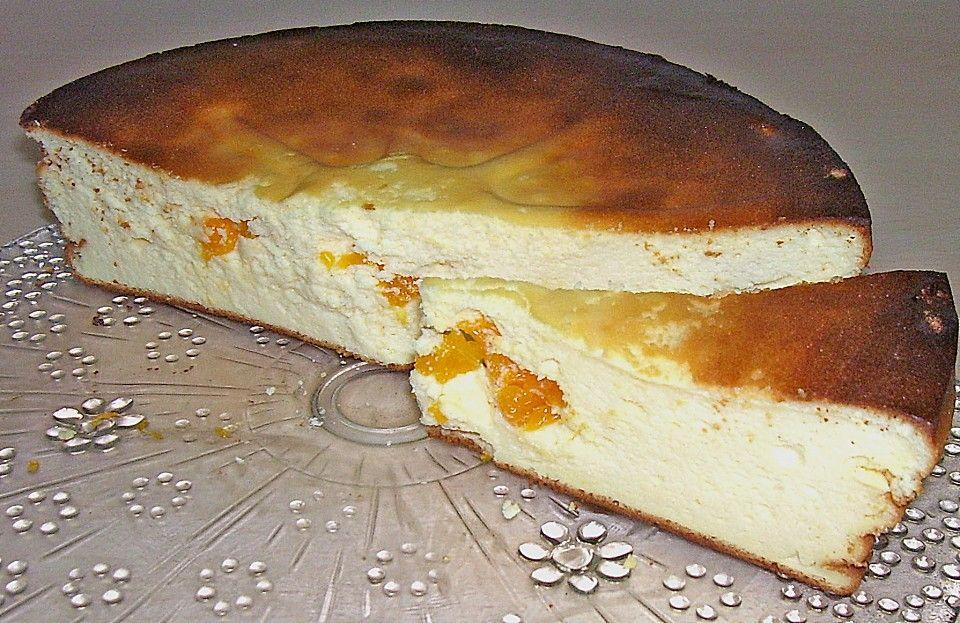 Pfälzer Käsekuchen ohne Boden | Käsekuchen ohne boden, Käsekuchen ...