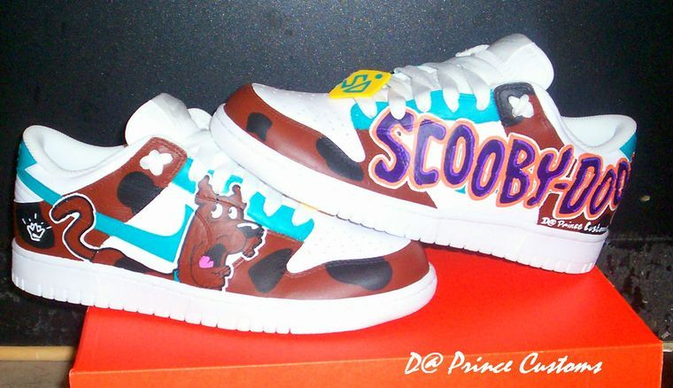 Scooby Doo Dunks