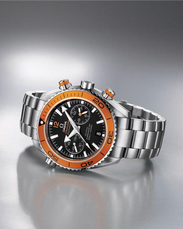 Omega Seamaster Planet Ocean 600 M Uhren kaufen