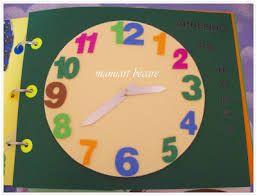 Resultado de imagen para como hacer un reloj de carton con - Hacer un reloj de pared ...