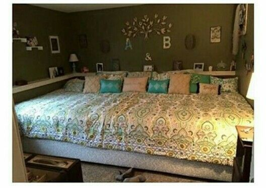 Bed Goal Family Bed Huge Bed