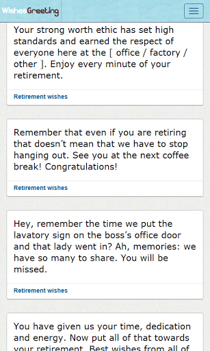 Retirement Wishes For Coworkers Colleagues And Dear Friends