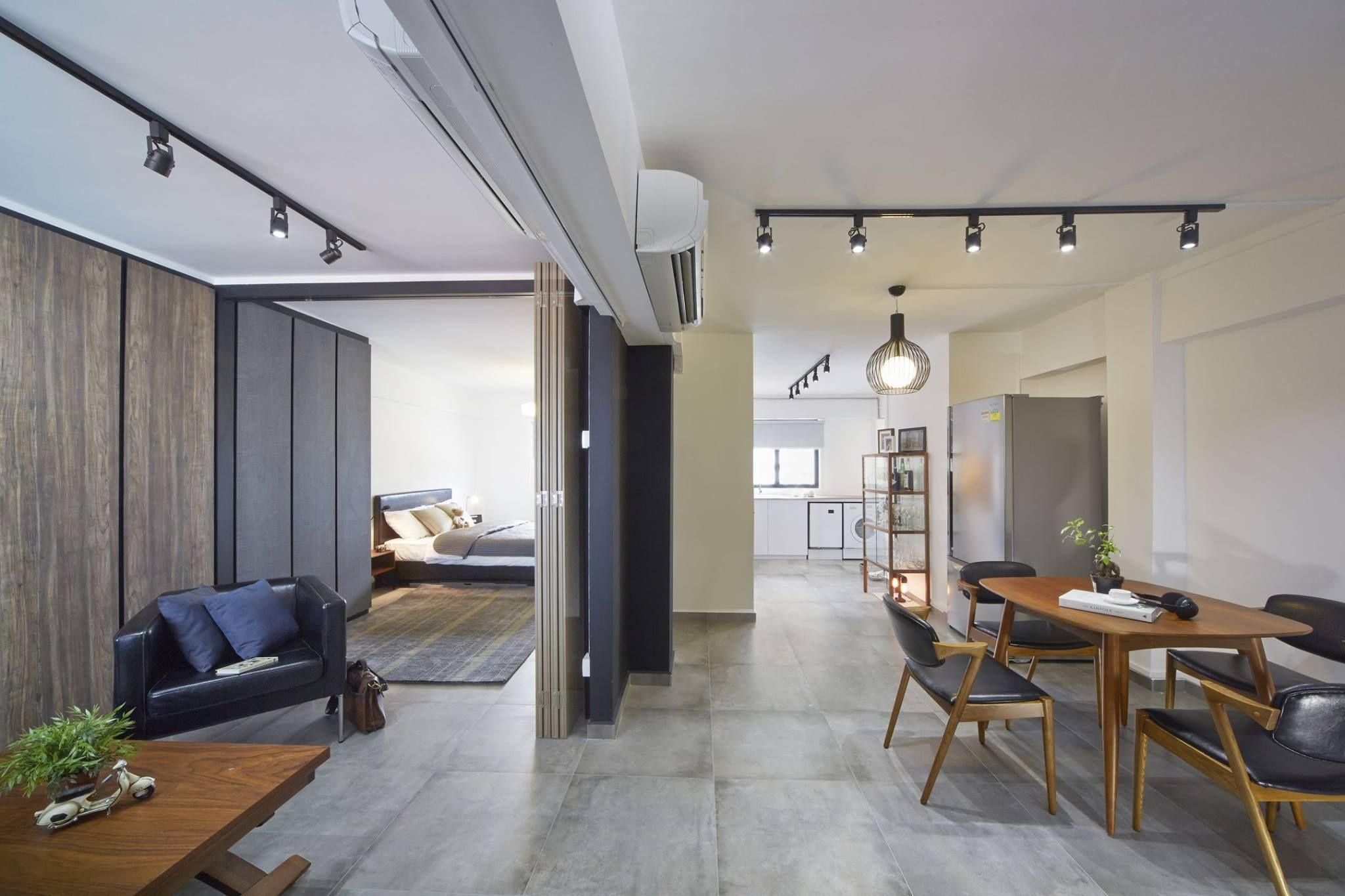 Industrial With Sliding Doors Https M Facebook Com Story Php Story Fbid 708718132559642 Id 573359189428871 Refid 17 Ref Interior Design Plan Home Home Decor
