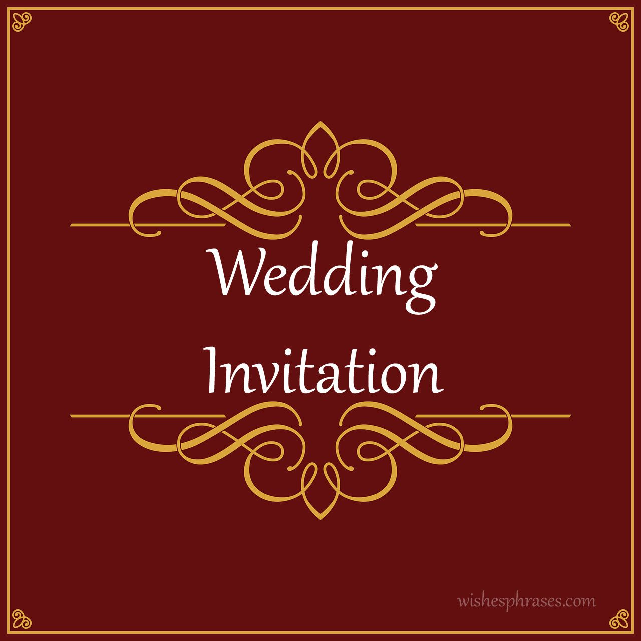 Indian Wedding Invitation Wording For Brothers Marriage
