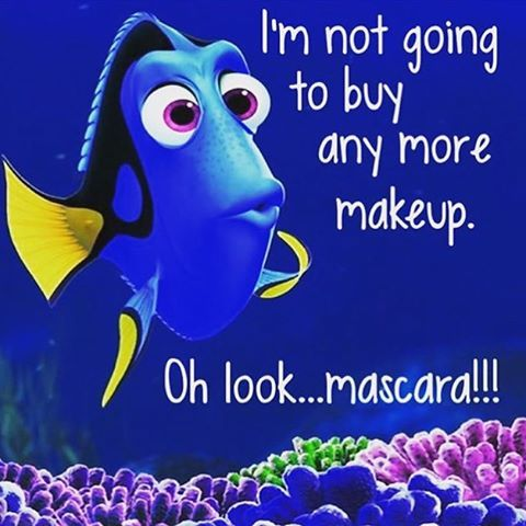Let's be serious...you can't stop! makeup junkie. love for makeup. cosmetology.