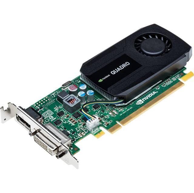 PNY NVIDIA Quadro K420 2GB DDR3 DVI/DisplayPort Low Profile PCI-Express Video Card