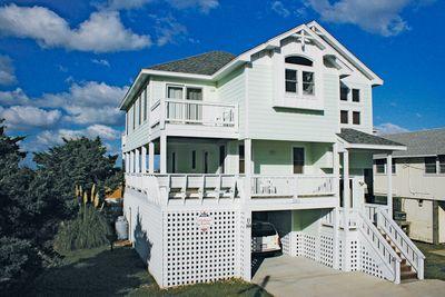 HATTERAS Vacation Rentals   Cayman Lagoon - Oceanside Outer Banks Rental   776 - Hatteras Rental
