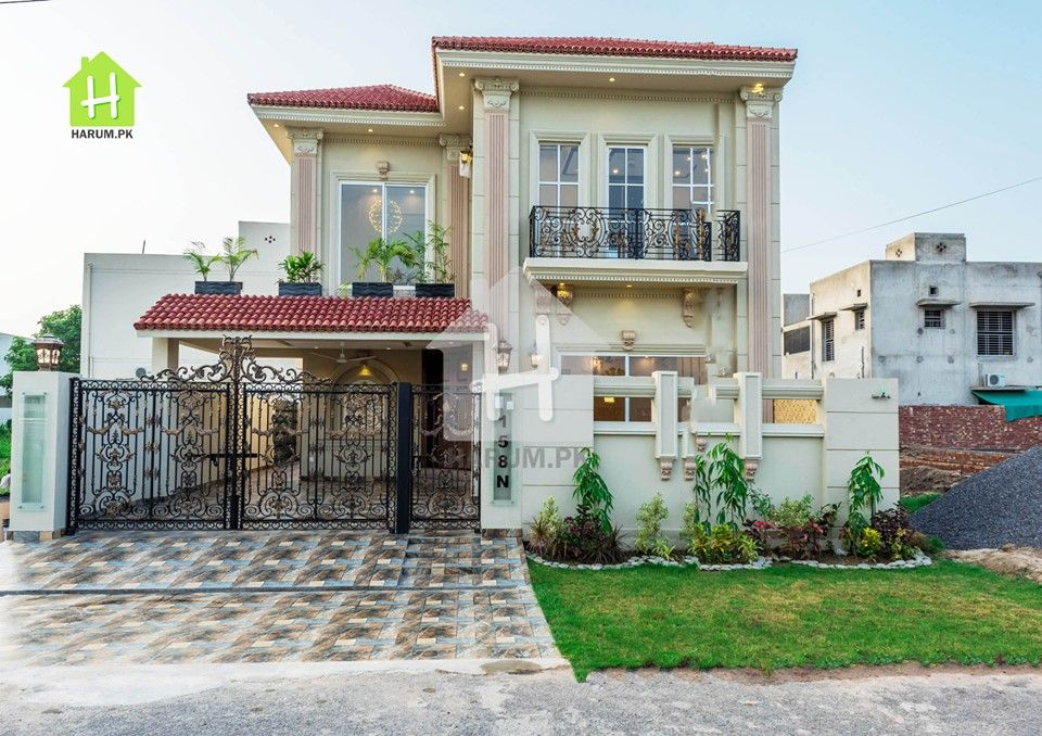 12 Marla Designer House for Sale in DHA Lahore Spanish