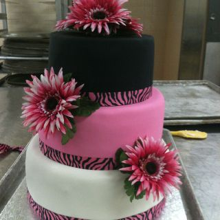 18th birthday cake for a young lady Cakes Cupcakes Pinterest