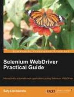 Selenium webdriver practical guide free ebook online programming selenium webdriver practical guide free ebook online fandeluxe Gallery