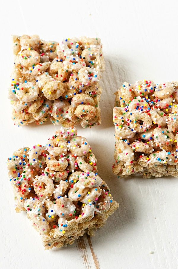 how to make cereal marshmallow treats
