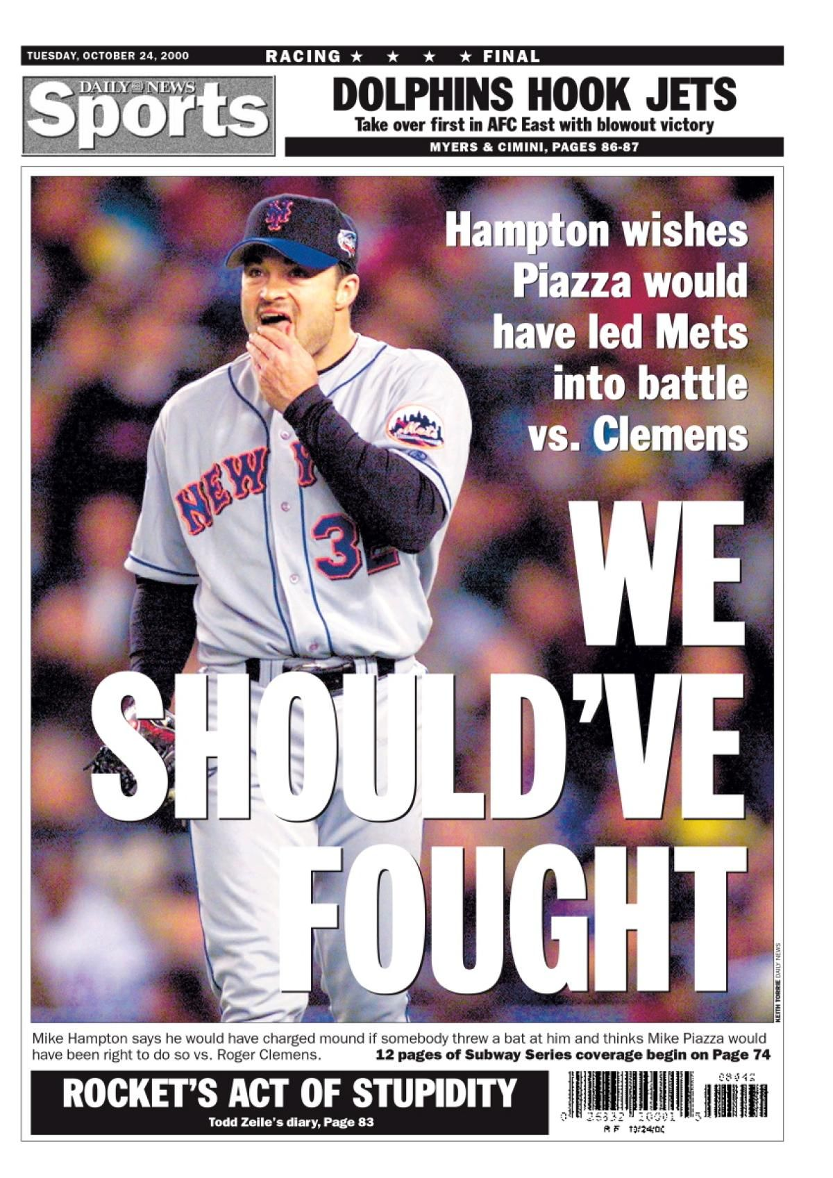 2000 World Series Mets Vs Yankees Mets Lets Go Mets New York Mets