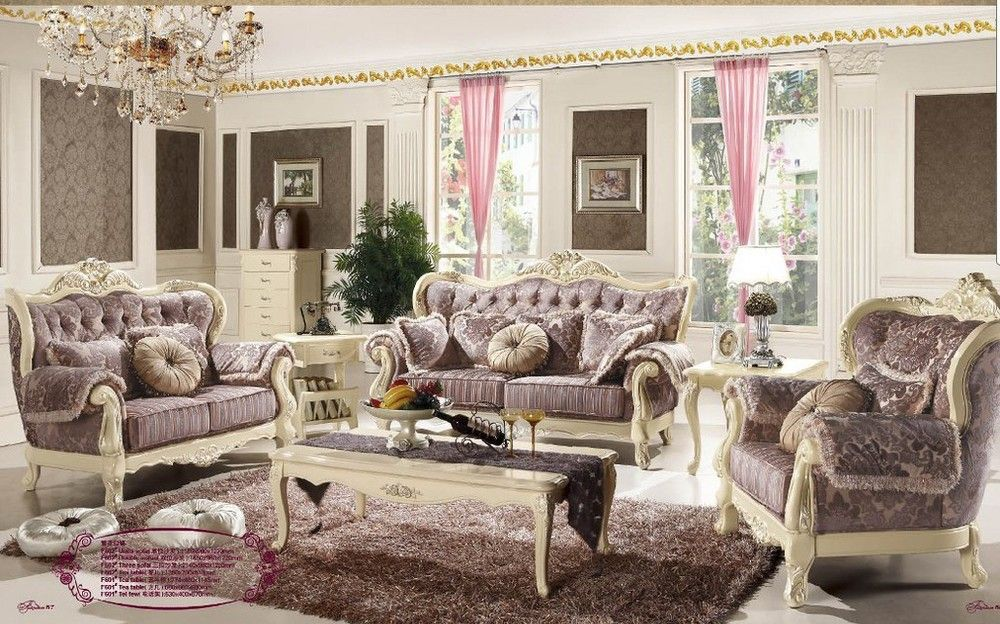 Elegant French Provincial Country Style Living Room HttpWww Amazing Design